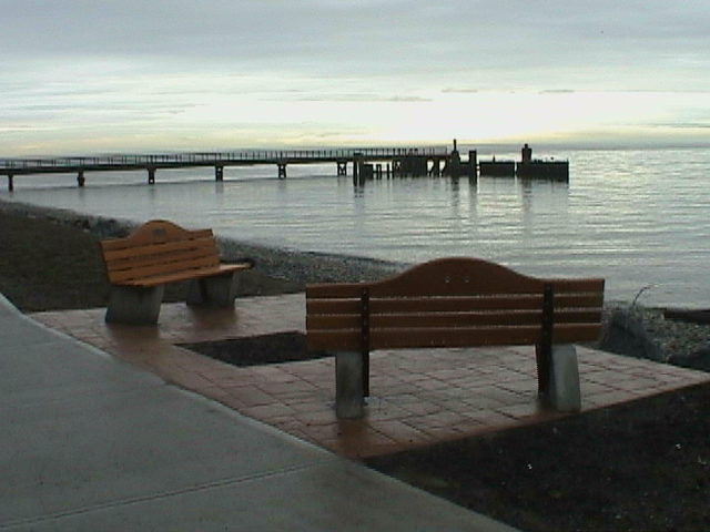 Davis Bay Walkway and Pier